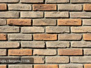 Antik Tuğla Bergama 1106 Kültür Tuğlası