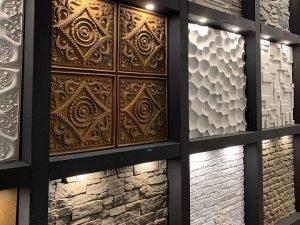 Fiber Duvar Panelleri