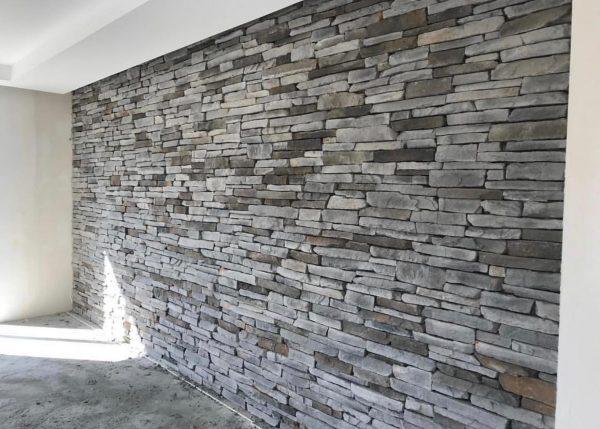 Herrera Ceniza Dekoratif Doğal Kültür Taşı Duvar Kaplama Modeli