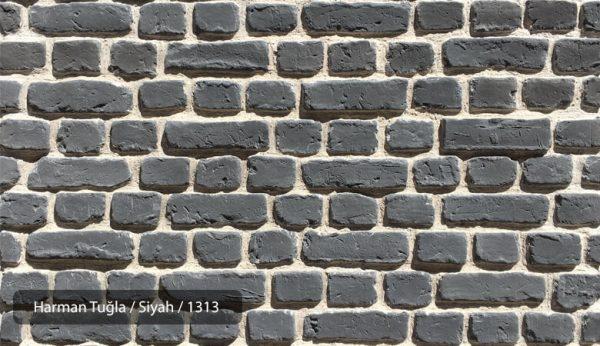 harman tuğla siyah 1313
