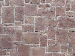 Altamura Carmin Fiber Kilit Taşı Duvar Kaplama Panelleri
