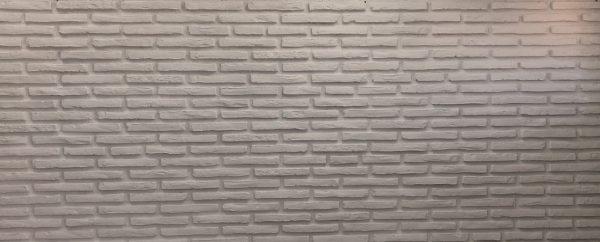Asur Fiber Bianca Tuğla Duvar Panelleri