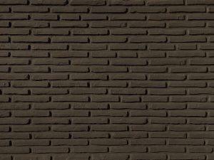 Asur Negro Fiber Doğal Görünümlü Tuğla Duvar Panelleri