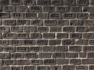 Ladrillo Scritto Negra Doğal Tuğla Görünümlü Fiber Polyester Damgalı Tuğla Duvar Kaplama m2 Fiyatları