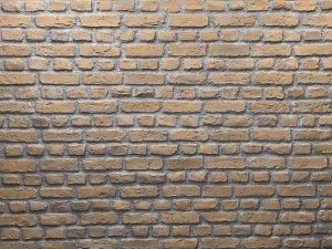 Ladrillo Siena Dekoratif Doğal Görünümlü Fiber Duvar Panelleri