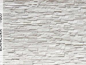 Rotto Blancura Fiber Taş Duvar Panelleri