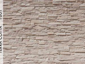 Rotto Terracotta Fiber Taş Duvar Panelleri