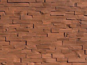 Wood Scuro Doğal Ahşap Görünümlü Duvar Kaplama Panelleri